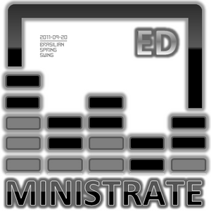 Ed Ministrate @ Brasilian Spring Swing 2011-09-20 - Live