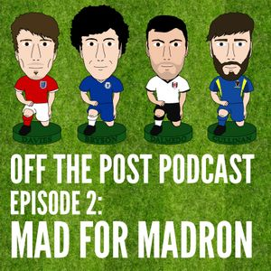 OTP Podcast - Ep.2 Mad For Madron