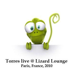 Torres live @ Lizard Lounge, Paris, France, June, 2010