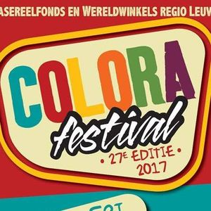 3DO Radio : Uitzending 17 : Colora Festival 2017