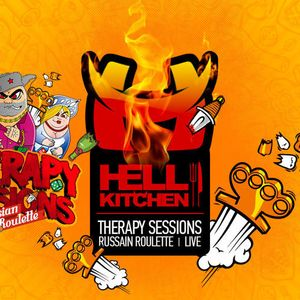 HELL KITCHEN (IGLA & mistahG) - THERAPY SESSIONS: Russian Roulette | LIVE