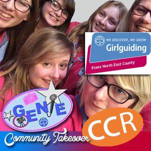 The GENE Radio Show - @girlguidingene - 02/10/16 - Chelmsford Community Radio