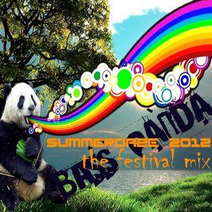 Bass Panda - Summerdaze 2012: The Festival Mix
