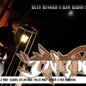 40. sendung ruff rugged n raw radio show mit dj tantin und int. tiger thai