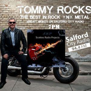 Scottie on Tommy Rocks Salford City Radio 94.4 FM April 15, 2016