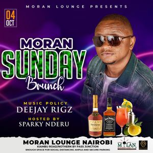 Moran Sunday Brunch Dj Rigz Live [ 04.10.2020 ]