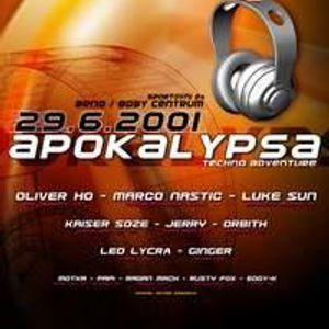 Colin Dale - Apokalypsa 06 (MIX CD)