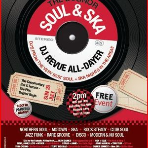 Mark Howard @ The Bognor Soul & Ska All-Dayer