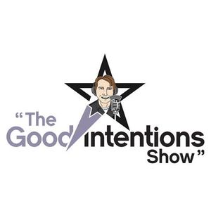 "Can you reach your higher brain living? on ""The Good Intentions Show"""