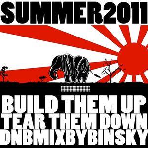 [DNB] Build Them Up, Tear Them Down | Summer 2011
