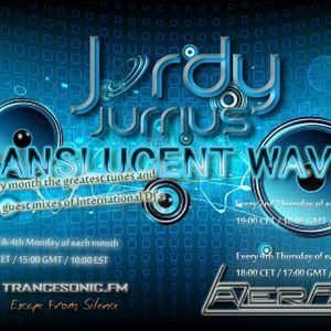 Jordy Jurrius - Translucent Waves Episode 067 (July 9 & 12 2012)