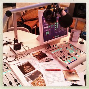 The Funky Photographer Radioshow 15/02/2013
