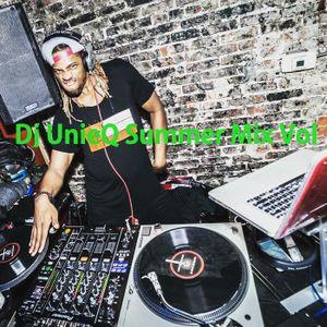 Dj UnieQ Summer Mix Vol 1
