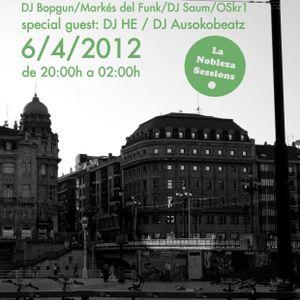 LaNoblezaSessionsySusVasallos@KubilBar06-04-12(Oskr1+Saum+BopGun+Markes del Funk+Ausokobeatz+he)p2