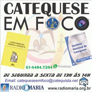 Catequese em FOCO 01 - Estréia - 02.03.2015 - youcat.catequista.net