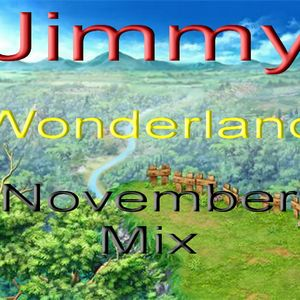 Jimmy(GE) - Wonderland(November Mix)