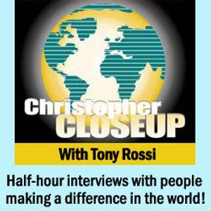 ABC News Senior White House correspondent Jake Tapper on Christopher Closeup with Tony Rossi