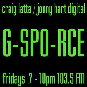 G-Spo-Rce 26th Feb with Craig Latta