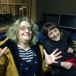 The CHBN Laughter Show 2019 with Emma Graham of HappyGo and Katie White of The Best Medicine