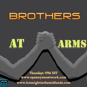 We're Going Through a Gender Identity Crisis! – Brothers at Arms 05-19-166