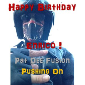 ***** Pushing On ***** ENRICO'S 45TH BIRTHDAY FUNKY HOUSE MIX 126 bpm