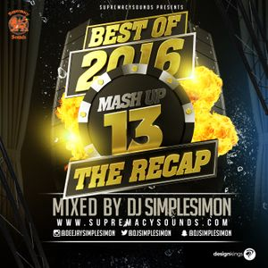 MashUp 13 - The Recap Best Of 2016