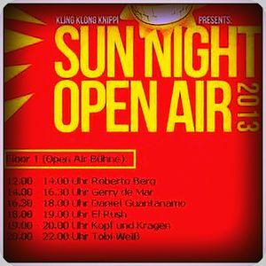 Gerry de M@r Live-Sun Night Open Air Opening Part II-Mainfloor-Rockstar-31-08-2013 Solingen-DE