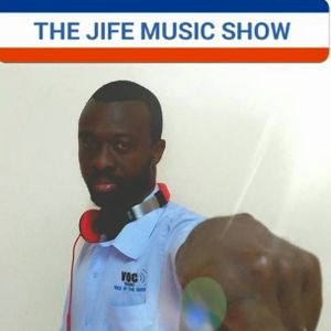 The JIFE MUSIC SHOW (Episode 1-Di Anointed Vale interview)
