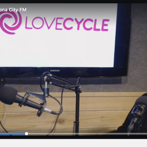 We Meet Enrique The Co Founder Of Love Cycle Here In Barcelona By