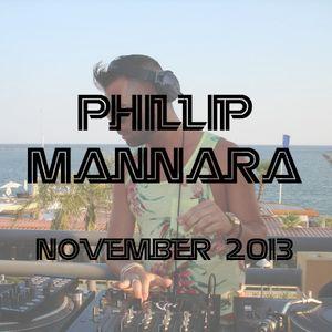 Phillip Mannara - November 2013