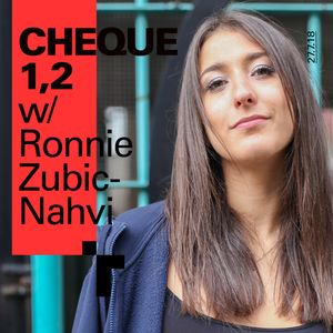 Cheque One, Two with Ronnie Zubic Nahvi-27 July 2018