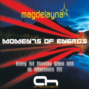 Magdelayna - Moments Of Energy 023 [Afterhours FM Debut]