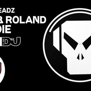 Dom & Roland, Goldie, Metalheadz @ DJ Mag HQ - 2016-10-19