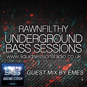 Underground Bass Sessions #12 - Guest mix by Emes - [27-06-2014]