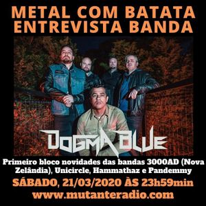 METAL COM BATATA EPISODIO 90 na MUTANTE RADIO