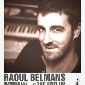 Raoul Belmans live @ the End Up San Francisco (Oct. 2009)
