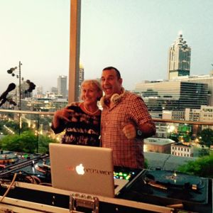 Amp'd Entertainment 2015 Showcase featuring DJ Mike Walsh at the SkyLounge, Glenn Hotel, Atlanta, GA