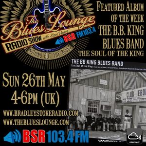 The Blues Lounge Radio Show - Featured album of the week from The