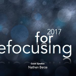 Refocusing For 2017