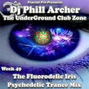 The Fluorodeic Iris - The UnderGround Club Zone Radio Show