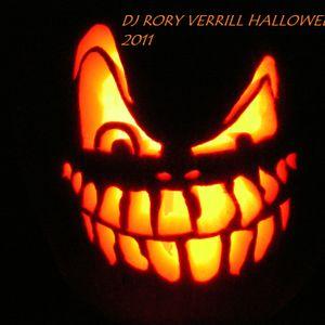 DJ Rory Verrill-Halloween 2011