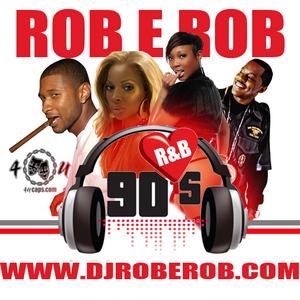 @DJROBEROB 90'S R&B MIX