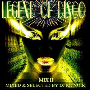 VA - LEGEND OF DISCO MIX II