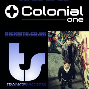 COLONIAL ONE  -  10 JANUARY 2014 GUEST MIX