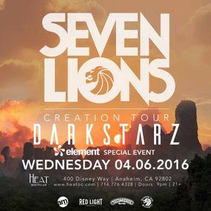 Darkstar Live @ The Creation Tour