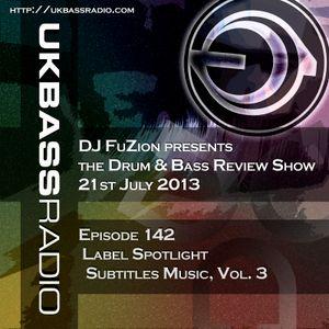 Ep. 142 - Label Spotlight on Subtitles Music, Vol. 3