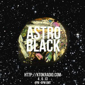 ASTRO BLACK RADIO #1