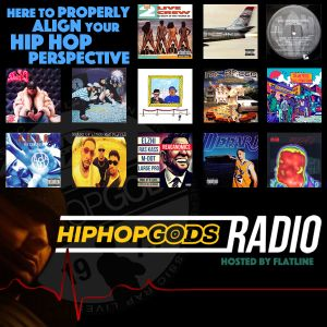 HipHopGods Radio - edition 411
