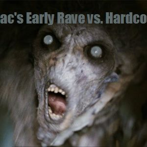 Taac's Early Rave vs. Hardcore mix