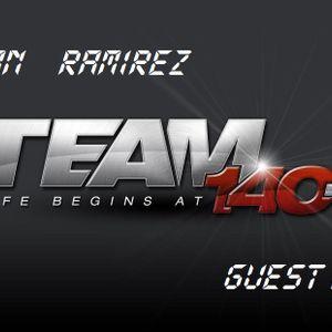 Allan Ramirez Guest Mix: TEAM140